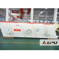 Wholesale 3 Layer Vibrating Screen Machine in Sand Production Line Feeding Size 400mm from china suppliers