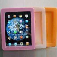 Wholesale Durable pretty Colorful dustproof Silicone Cover For Ipad 3 for girls from china suppliers