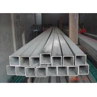 Wholesale Hollow Section GB / T13793 / T3091 / T6728 / T6725 galvanized Welded Steel Pipes / Pipe from china suppliers