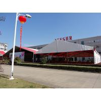 Wholesale Aluminum Frame Outdoor Wedding Tent windproof with Ridge Rooftop SGS from china suppliers