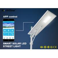 Wholesale Dimmable Solar Energy Motion Sensor IP65 70W LED Street Lights Charge Controller from china suppliers