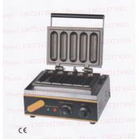 Wholesale HOT 220v/ 110V hot dog machine,hot dog oven, hot dog maker,waffle oven/ French sausage maker/Lolly Waffle maker from china suppliers