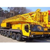 Buy cheap QY130K 130 Ton Hydraulic Mobile Crane With Hydraulic Outriggers from wholesalers