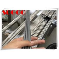 Nickel N4 Capillary Tube 99.9% Purity Cold Drawing Ready Stock for sale