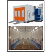 Wholesale Spray Booth Parts Galvanized Steel Panel Car Spray Booth Oven 0.25m/s Air Flow Speed from china suppliers