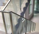 Wholesale Stainless Steel Handrail Glass Balustrade from china suppliers
