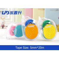 Quality Eco Friendly wite out Correction Tape  Student Promotional Correction Runner for sale