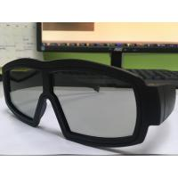 Wholesale Cinema Used Black Linear Polarized 3d Glasses Imax Eeywear With Big Frame from china suppliers