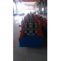 Wholesale Professional Automatic Highway Guardrail Roll Forming Machine 380v 3 Phase 50hz Two Waves from china suppliers
