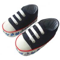 China fabric baby shoe NO 0801 on sale