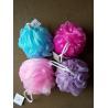 Buy cheap Multi Color Bath Balls Body Exfoliate Puff Sponge Mesh Shower Balls Bath Puff Bathroom Body Bath Shower from wholesalers
