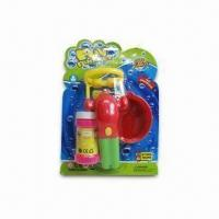 Wholesale Bubble Play Set in Blister Cardboard, Measures 39.2 x 25.2 x 27.7cm from china suppliers
