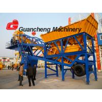 Wholesale Portable Concrete Batch Plant / Mobile Concrete Plant With Full Automatic Control from china suppliers
