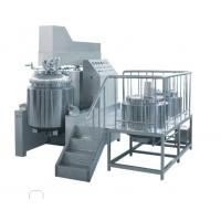 Wholesale 650L vacuum emulsifying machine from china suppliers