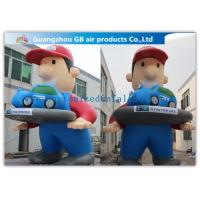 Wholesale Giant Inflatable Cartoon Characters Air Big Boy 7m for Advertising Decoration from china suppliers