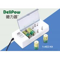 Wholesale 4 Rechargeable Batteries 3000mah , Nimh Battery Charger OEM Available from china suppliers