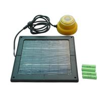 Wholesale IP65 Exterior Solar Led Motion Sensor Light For Gardon , Shatterproof ABS And PS from china suppliers