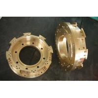 Wholesale Brass , Bronze , Copper CNC machined part precision Lathe machined parts from china suppliers