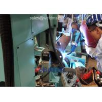 China High Quality Steel Pipe Line Welding Machines for Pipe Spool Fabrication on sale
