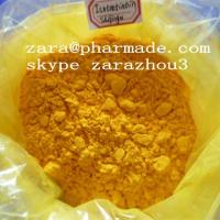 Wholesale Lsotretinoin CAS 4759-48-2 Accutane Raw Powder Yellow Crystalline Powder from china suppliers