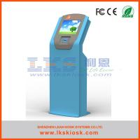 Wholesale Cash Coin Acceptor Self Service Kiosk Information Terminal FCC from china suppliers