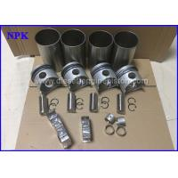 Wholesale Kobelco Repair Engine Parts Mitsubishi K4M Liner Kit with Gasket set from china suppliers