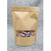 Wholesale Candy Snacks Stand Up Pouch Packaging   / Biodegradable Stand Up Pouches from china suppliers