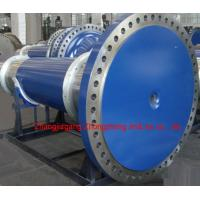 Wholesale 42CrMo4 / 34CrNiMo6 Forged Steel Shaft , Wind Power Spindle EN10228 Class D from china suppliers