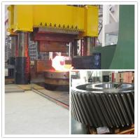 Wholesale MTC Hydraulic Press Forging Gear ASTM EN10228 STD Reducer Mining from china suppliers