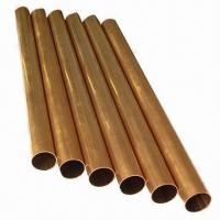 Wholesale Copper Tubes with Fire Protection, Re-drawing Usage  from china suppliers