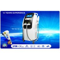 Wholesale SHR Hair Removal Machine Three Spot Size IPL Handpieces For Option from china suppliers