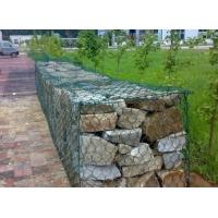 Wholesale Environmental Strong Mattress Galvanized Gabion Box For Retaining Walls from china suppliers