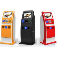 Wholesale Cash Acceptor Bill Payment Multifunction Kiosk Terminal With LCD Monitor from china suppliers