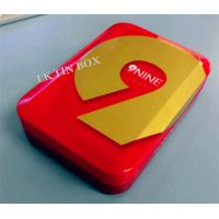 Wholesale Cool  1 Pack  Cigarette Tin Can No 9 Preminum Gold Double Sides Printed from china suppliers