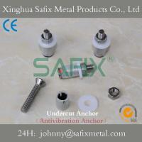 Buy cheap Undercut Anchor/ Undercut Bolt/ Back Bolt/ Stainless Steel 304(A2) 316L(A4) Stone Cladding from wholesalers