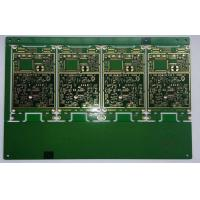 Wholesale Copper RF Custom PCB Boards Prototyping Service with Single Sided from china suppliers