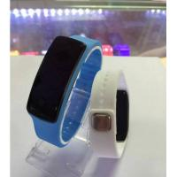 Wholesale Plastic Case LED Digital Wrist Watch With Magnet Buckle Sport Bracelet from china suppliers