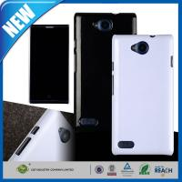 Wholesale Slim Glossy Hard Cell Phone Protective Cases For ZTE Blade G Lux V830 from china suppliers