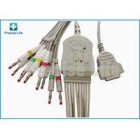 Wholesale Patient monitor 10 lead GE-Marquette ECG Monitor Cable one piece type from china suppliers