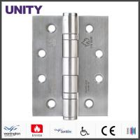 Wholesale OEM Door Hinge Hardware , Stainless Steel Ball Bearing Butt Hinge from china suppliers