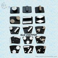 Buy cheap Replaceable Diamond Grinding Pads - DWPP09 from wholesalers