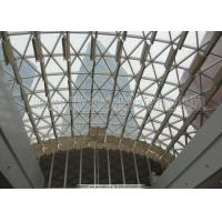 Quality Wide Span High Strength Steel Roof Trusses Prefabricated Steel Structure Shopping Mall for sale