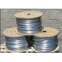 Wholesale Extruded Zinc Ribbon Anode for corrosion control of buried / immersed metals from china suppliers