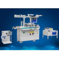 Wholesale Rotary Label Roll Auto Die Cutting Machine With High Speed , Computerized from china suppliers