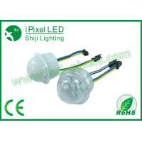 Quality DC12V 6Lamps 35mm Ball Rgb Led Pixels For Big Attractions Rides for sale