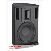 Wholesale Karaoke Speakers K - 12B 12 Inch Indoor Speaker Box Wood Speaker from china suppliers