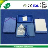Wholesale 2017 Ophthalmic Surgery use Disposable Eye Drape Pack, Eye Pack from china suppliers