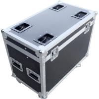 Quality 6082-T6  Aluminum Alloy Music Flight Cases Flame Proof Light Case For 20W Light for sale