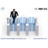 Buy cheap Bi Directional Biometric Turnstile Pedestrian Turnstile Gate Anti - Collision from wholesalers