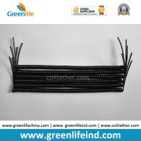 Wholesale Protection Tools Need Rein-forced Wire Spring Semifinished Tether Solid Black from china suppliers